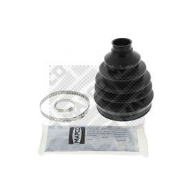 Faltenbalgsatz, Antriebswelle Höhe: 113mm, Innendurchmesser 2: 25mm, Innendurchmesser 2: 88mm mit OEM-Nummer 3B0 498203 A