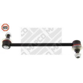Rod / Strut, stabiliser Length: 243mm with OEM Number 548302H200