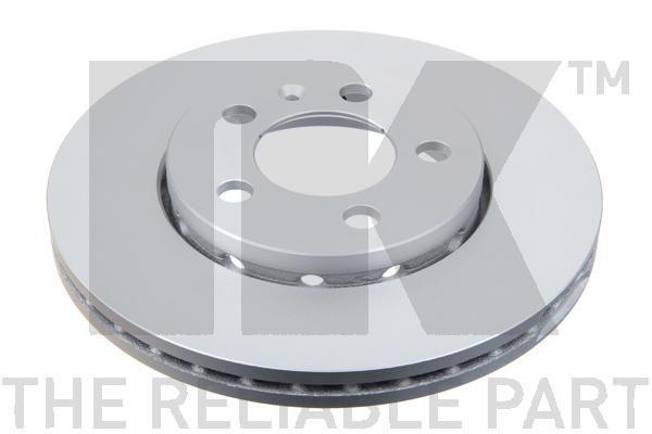 Bremsscheiben 314758 NK 314758 in Original Qualität