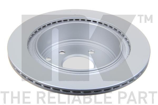Brake Rotors NK 312261 rating