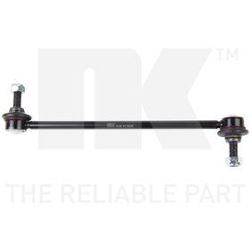 Koppelstange Länge: 250mm mit OEM-Nummer 8V51 3B438 BA