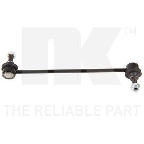 Rod / Strut, stabiliser Length: 247mm with OEM Number 8200 605 381