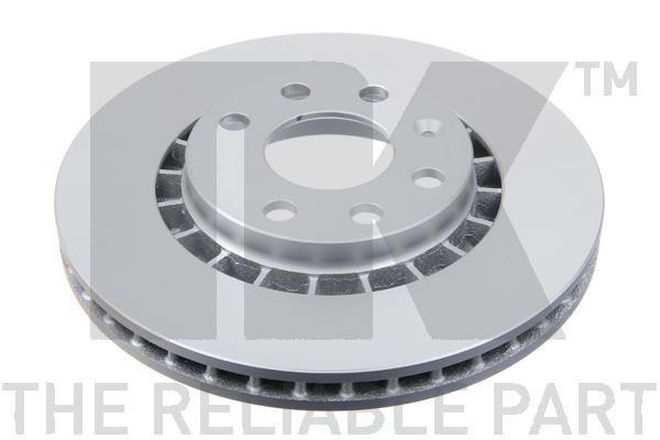 Bremsscheiben 313613 NK 313613 in Original Qualität