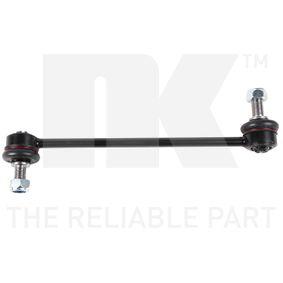 Rod / Strut, stabiliser Length: 243,5mm with OEM Number 54830-2H200'