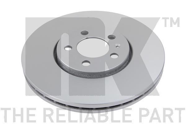 Bremsscheiben 314760 NK 314760 in Original Qualität