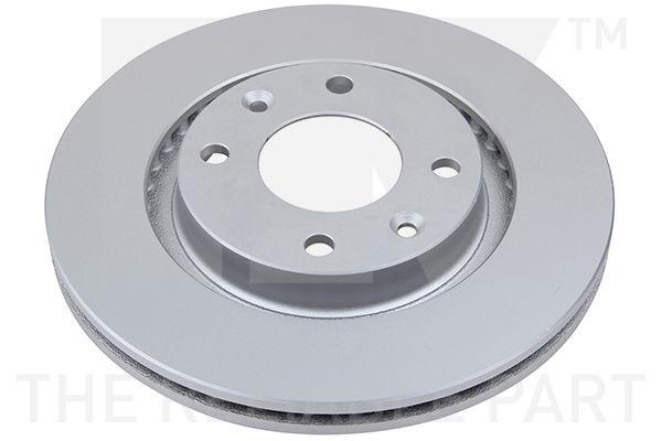 Bremsscheiben 311929 NK 311929 in Original Qualität