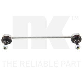 Rod / Strut, stabiliser Length: 255mm with OEM Number 1 127 648