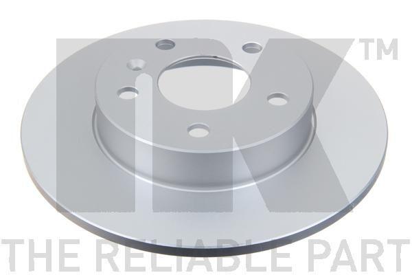 Bremsscheiben 313631 NK 313631 in Original Qualität