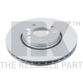 Bremsscheibe Bremsscheibendicke: 22,00mm, Felge: 4,00-loch, Ø: 260mm mit OEM-Nummer 40206AX600