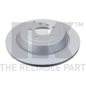 Спирачен диск дебелина на спирачния диск: 14,00мм, джанта: 5,00-дупки, Ø: 330,00мм с ОЕМ-номер A1644231212