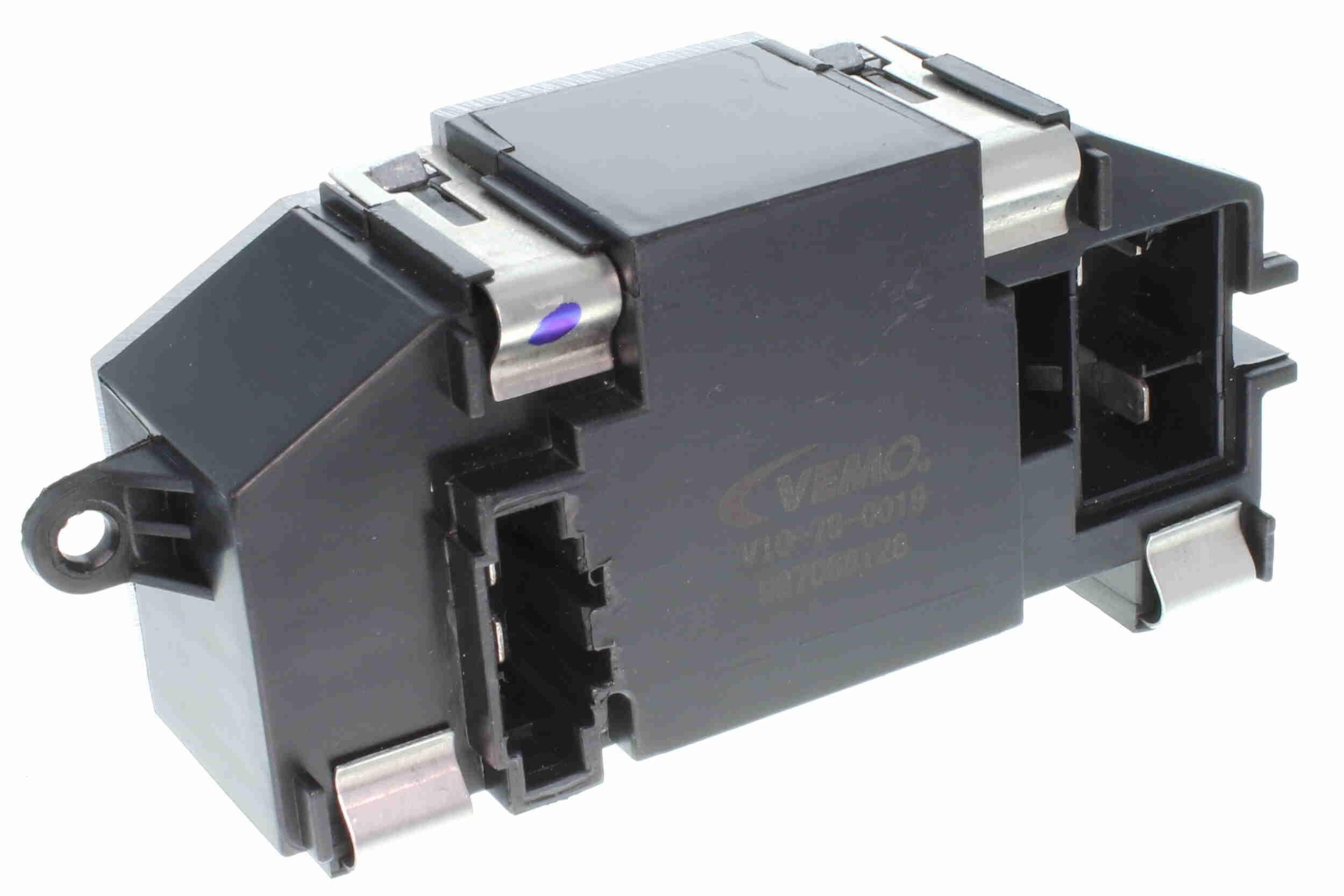 Regler, Innenraumgebläse V10-79-0019 VEMO V10-79-0019 in Original Qualität