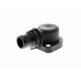 VAICO Kühlmittelflansch V10-2345 für AUDI A4 (8D2, B5) 1.9 TDI ab Baujahr 03.2000, 116 PS