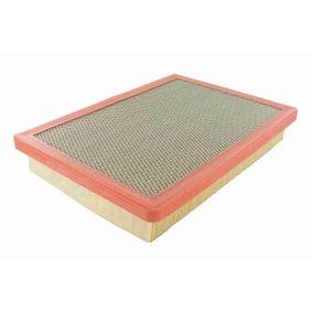 VAICO  V24-0341 Luftfilter Länge: 244mm, Breite: 178mm, Höhe: 40mm
