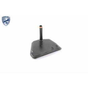 VAICO Hydraulikfilter, Automatikgetriebe V10-2354 für AUDI A4 Cabriolet (8H7, B6, 8HE, B7) 3.2 FSI ab Baujahr 01.2006, 255 PS