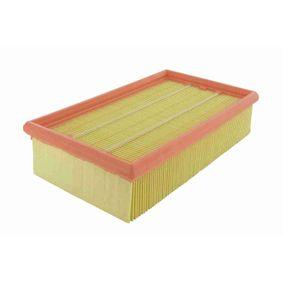 Luftfilter Breite: 140,5mm, Höhe 1: 57,3mm, Länge: 238mm mit OEM-Nummer 2232400QAB