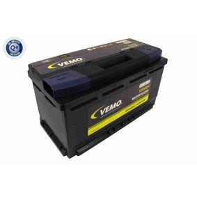 Starterbatterie Länge: 353mm, Breite: 175mm, Höhe: 190mm mit OEM-Nummer 000 915 105 AK