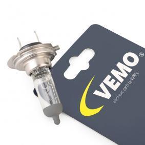 Bulb, spotlight H7, 55W, 12V, Original VEMO Quality V99-84-0002