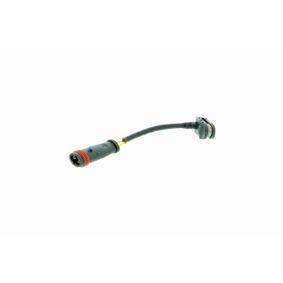Warnkontakt, Bremsbelagverschleiß Länge: 103mm mit OEM-Nummer A906 540 1417