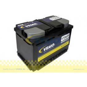 Starterbatterie mit OEM-Nummer 570901076 VEMO