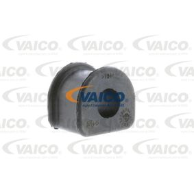 VAICO Lagerung, Stabilisator V10-2439 für AUDI A4 Avant (8E5, B6) 3.0 quattro ab Baujahr 09.2001, 220 PS