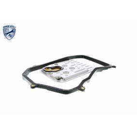 VAICO Hydraulikfiltersatz, Automatikgetriebe V10-0430 für AUDI 100 (44, 44Q, C3) 1.8 ab Baujahr 02.1986, 88 PS