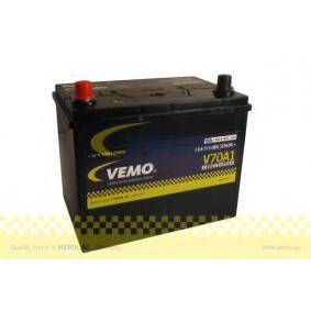 VEMO  V99-17-0038-1 Starterbatterie Länge: 260mm, Breite: 170mm, Höhe: 220mm