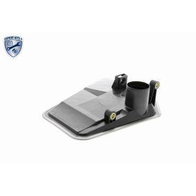 VAICO Hydraulikfilter, Automatikgetriebe V10-2535 für AUDI A6 (4B2, C5) 2.4 ab Baujahr 07.1998, 136 PS