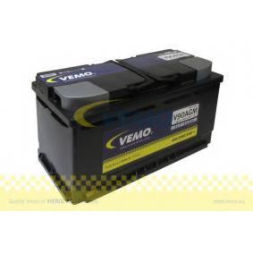 VEMO  V99-17-0053 Starterbatterie Länge: 353mm, Breite: 175mm, Höhe: 190mm