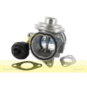 VEMO AGR-Ventil V10-63-0020 für AUDI A4 (8E2, B6) 1.9 TDI ab Baujahr 11.2000, 130 PS