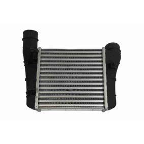 VEMO Ladeluftkühler V15-60-5065 für AUDI A4 (8E2, B6) 1.9 TDI ab Baujahr 11.2000, 130 PS