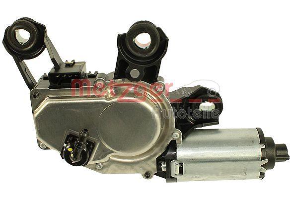 Wischermotor METZGER 2190550 Bewertung