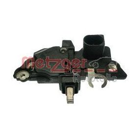 Generatorregler Nennspannung: 12V, Betriebsspannung: 14,5V mit OEM-Nummer 99660301202