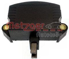 METZGER  2390051 Generatorregler Nennspannung: 12V, Betriebsspannung: 14,1V