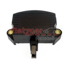 Generatorregler Nennspannung: 12V, Betriebsspannung: 14,1V mit OEM-Nummer 12-31-1-738-515