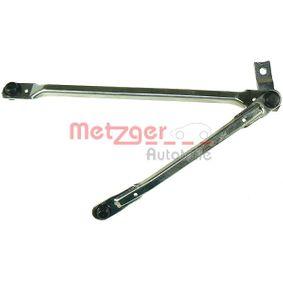 METZGER Antriebsstange, Wischergestänge 2190112 für AUDI A4 Avant (8E5, B6) 3.0 quattro ab Baujahr 09.2001, 220 PS