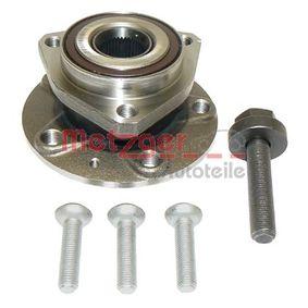 Wheel Bearing Kit with OEM Number 8V0 598 625B