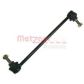 METZGER Stange/Strebe, Stabilisator 83005318 für AUDI 80 Avant (8C, B4) 2.0 E 16V ab Baujahr 02.1993, 140 PS