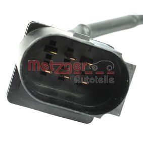 Golf 4 1.6FSI Lambdasonde METZGER 0893181 (1.6 FSI Benzin 2003 BAD)
