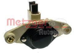 METZGER  2390012 Regulador del alternador Tensión nominal: 12V, Tensión de servicio: 14,1V