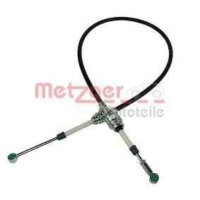 Cable, manual transmission 3150021 PUNTO (188) 1.2 16V 80 MY 2000