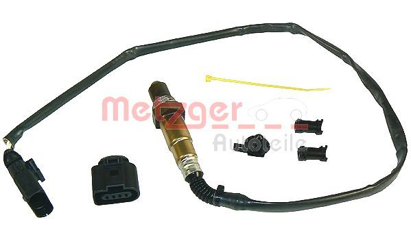 METZGER  0893157 Lambdasonde Kabellänge: 750mm
