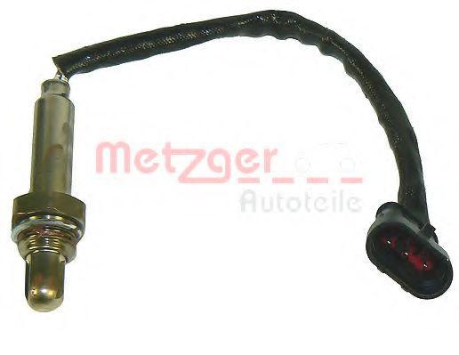 METZGER  0893166 Lambdasonde Kabellänge: 260mm