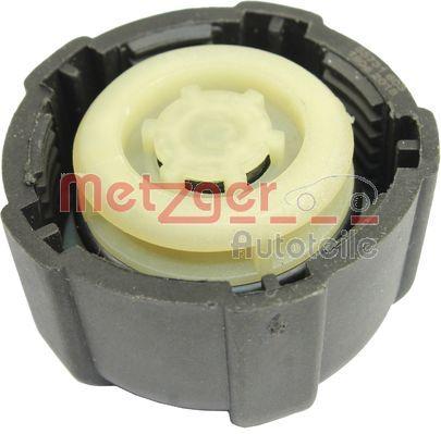 Tapón, depósito de refrigerante METZGER 2140055 evaluación