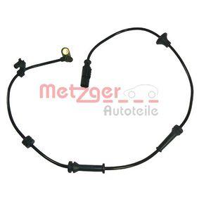Sensor, Raddrehzahl Art. Nr. 0900673 120,00€