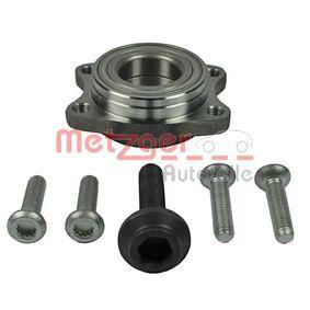 Wheel Bearing Kit Ø: 126,00mm, Inner Diameter: 43,00mm with OEM Number 4D0407625D