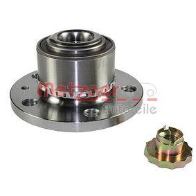 Radlagersatz Ø: 72mm, Innendurchmesser: 29mm mit OEM-Nummer 6Q0 407 621BT