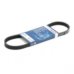V-Ribbed Belts 1 987 947 961 PUNTO (188) 1.2 16V 80 MY 2002
