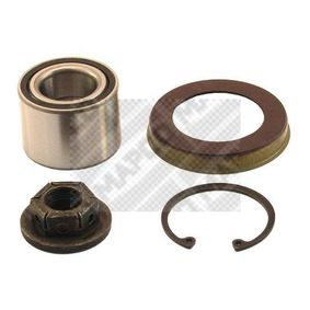 Wheel Bearing Kit Ø: 53mm, Inner Diameter: 29mm with OEM Number 1 335 383