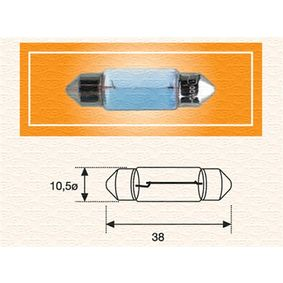 Glühlampe, Kennzeichenleuchte C5W, SV8,5-8, 24V, 5W 009423100000 MERCEDES-BENZ T1 Bus, VARIO