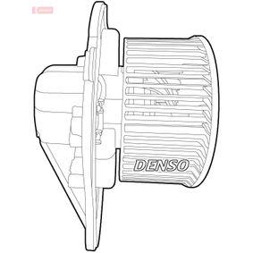 DENSO Lüfter, Klimakondensator DEA02001 für AUDI COUPE (89, 8B) 2.3 quattro ab Baujahr 05.1990, 134 PS